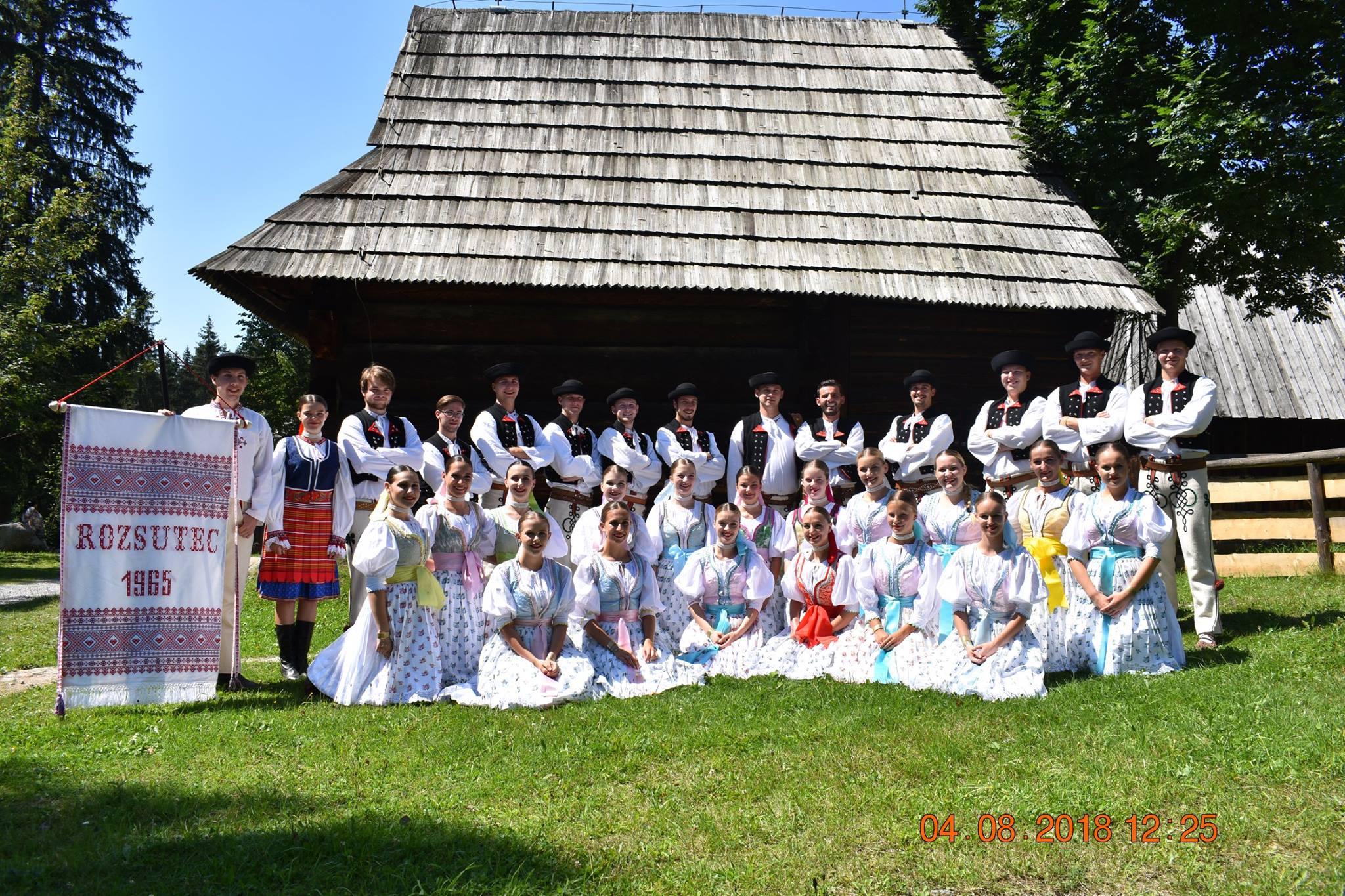 27d574c27 Podroháčske folklórne slávnosti 2018